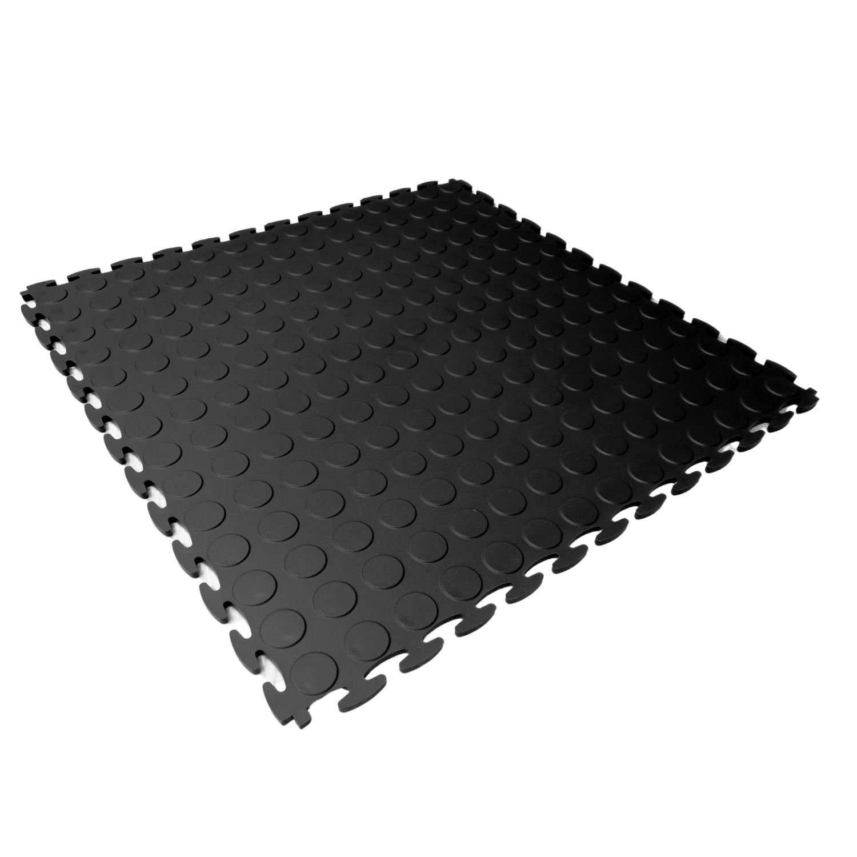 Black DuraFlex Plus Tile