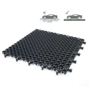 Parktile parking mesh for grass and outdoor parking and walkways driveway pvc garage floors direct