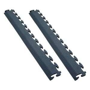 DuraFlex set of two Ramps Black garage flooring essex