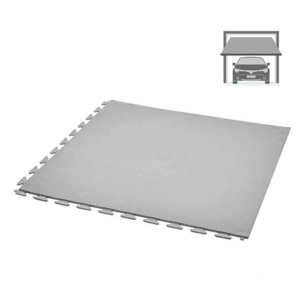 Smoothflex pvc vinyl office floor garage floor tiles grey single garage packs flooring uk