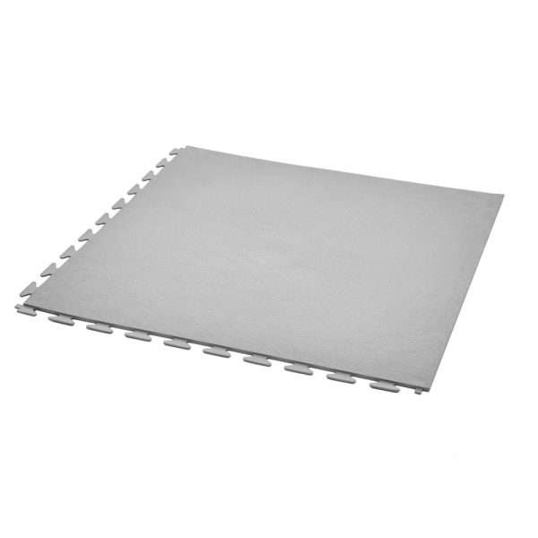 Smoothflex recycled PVC mats grey GFD