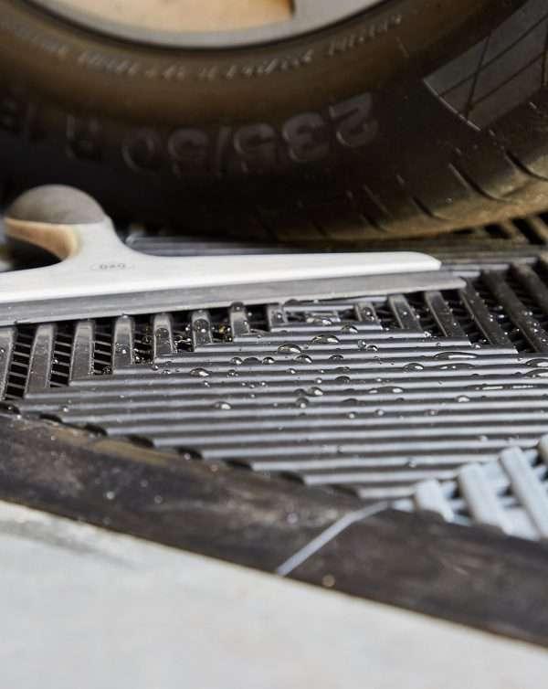 Vented Garage mats for wet areas Garage Flooos Direct UK