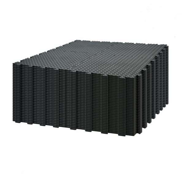 garage-flooring-pack-140-diamond-checker-black-tiles-for-industrial-use-gfd