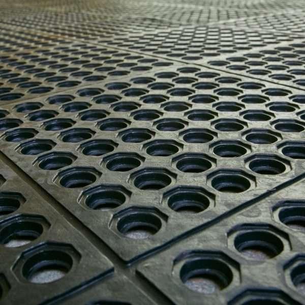 Outdoor Solid Hollow Mesh Mat Garage floors direct uk floor coverings